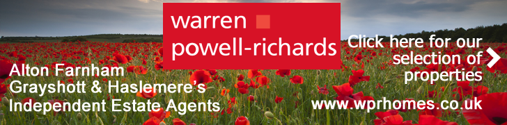 Warren Powell Richards Alton, Farnham, Grayshott and Haslemeres Independent Estate Agents