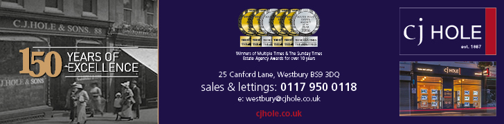 CJ Hole Weestbury-on-Trym | Estate Agent with properties to buy and rent