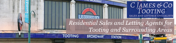 C James & Co | London Estate Agents | Property for Sale Tooting