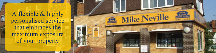 Mike Neville Estate Agents | Rushden