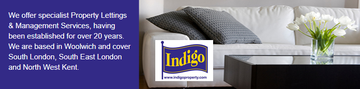 Property for Sale | Property to Rent | Woolwich London and surrounding areas | Indigo Property Management