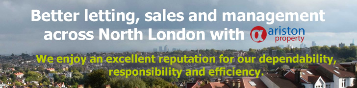 Better Lettings, Sales & Management across North London | Ariston Property