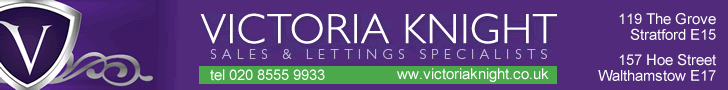 Victoria Knight Estate & Letting Agents in Stratford & Walthamstow