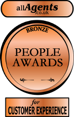 allAgents People Awards - Bronze Medal