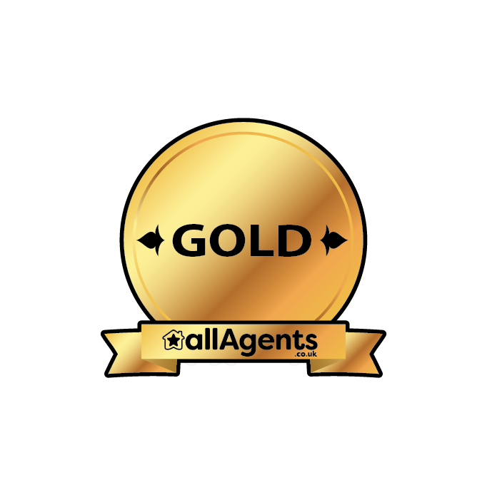 allAgents Awards - Gold Medal