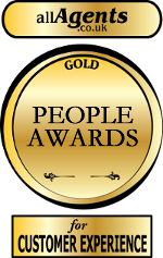 allAgents People Awards - Gold Medal