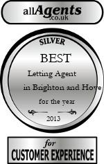 2013 Best Letting Agent in Brighton and Hove