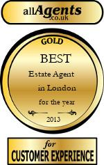 2013 Best Estate Agent in London