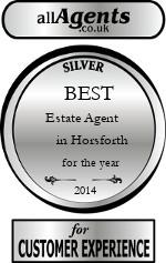 2014 Best Estate Agent in Horsforth