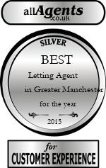 2015 Best Letting Agent in Greater Manchester