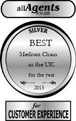 2015 Best Overall Medium Chain in the UK