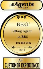 2015 Best Letting Agent in BR8